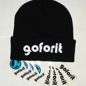 NEW Winter Beanie - black