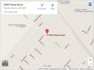 Ramp House térkép