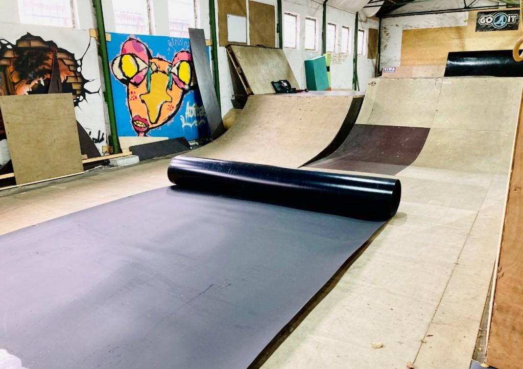 Új rezi szőnyeg